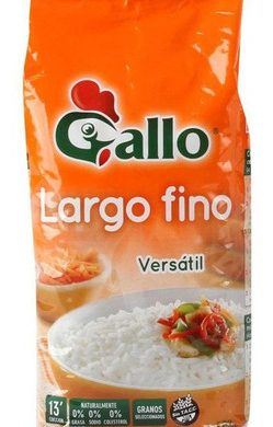 GALLO arroz largo fino x500g