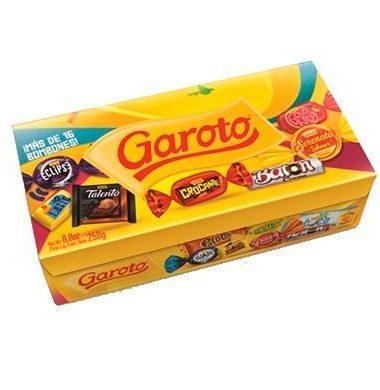 GAROTO bombon x250Gra