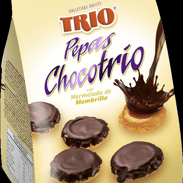 Pepas Chocotrio
