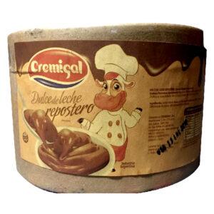 CREMIGAL dulce de leche repostero x3kg