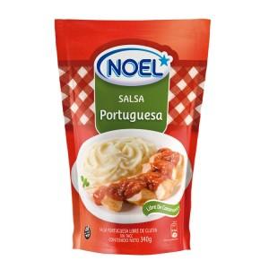 NOEL salsa portuguesa doypack x340g