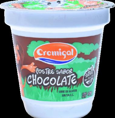 CREMIGAL postre chocolate x125g