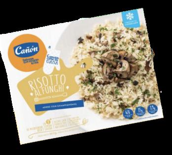 CANON risotto con champignones x360g.