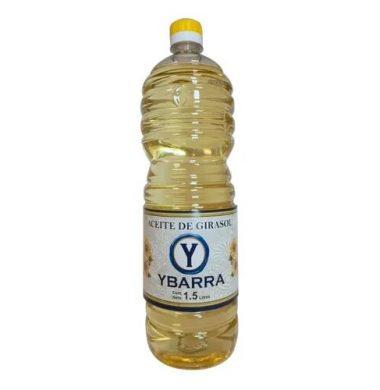 YBARRA aceite girasol x900ccpet