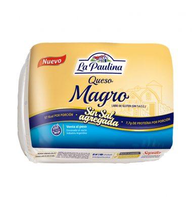 PAULINA queso cremoso magro