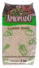 APROPIADO arroz l/fino 5/0 x1Kg