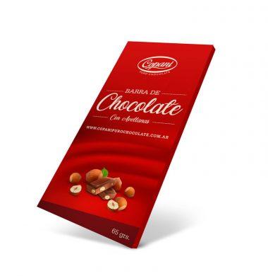 COPANI chocolate avellanas x65Gra