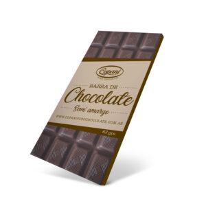COPANI chocolate semi amargo x63g
