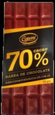 COPANI chocolate 70 cacao x65g