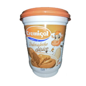 CREMIGAL dulce leche x400g.
