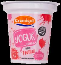 CREMIGAL yogur frutilla x120g
