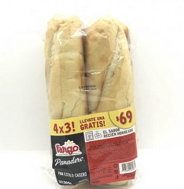 FARGO panadero pan casero x304Gra