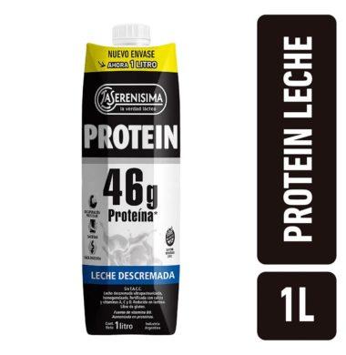 SERENISIMA leche desc.protein x1Lit