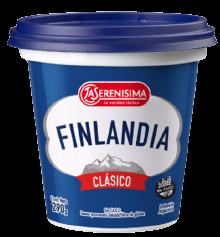 FINLANDIA queso untable clasico x290g