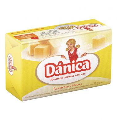 DANICA margarina x200g