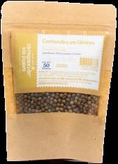 ESQUINA DE LAS FLORES condimento coriandro grano natural x50g