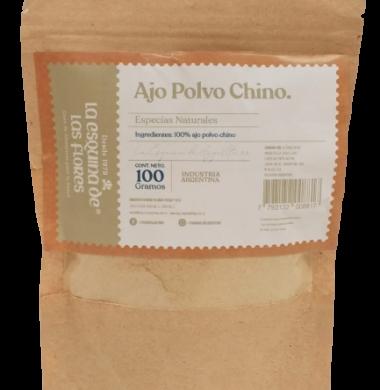 ESQUINA ajo en polvo chino natural x100g
