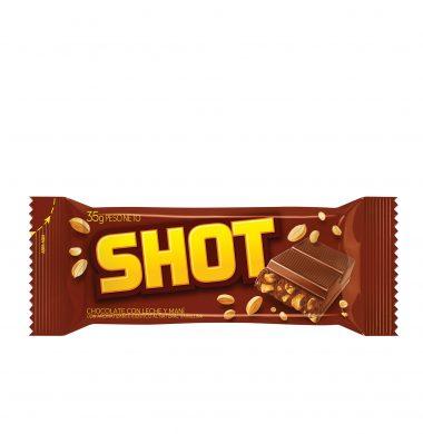 SHOT choc. x35Gra