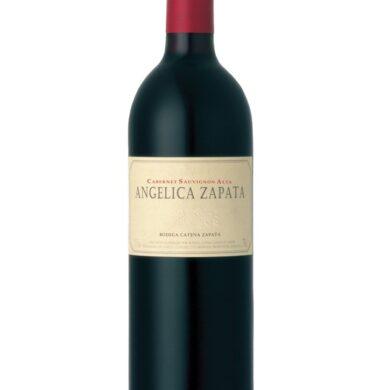 ANGELICA ZAPATA vino cabernet x750cc