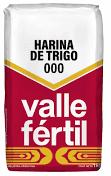 VALLE FERTIL harina 000 x1kg