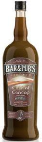 BAR PUBS licor cafe cognac x1lt