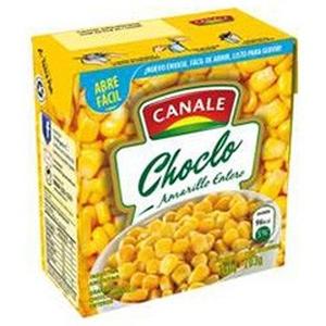 CANALE choclo grano amar. x340gbrick