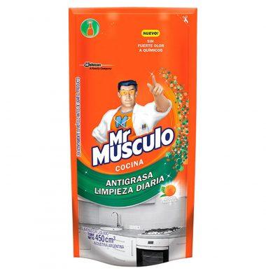 MR.MUSCULO antigrasa x450ccd/p