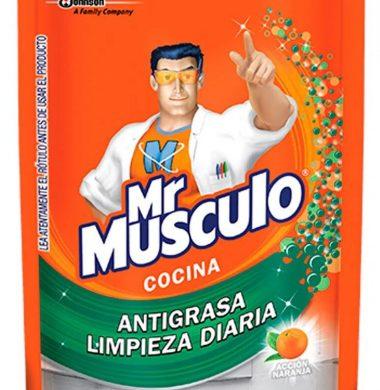 MR.MUSCULO limpiador antigrasa doypack x450cc