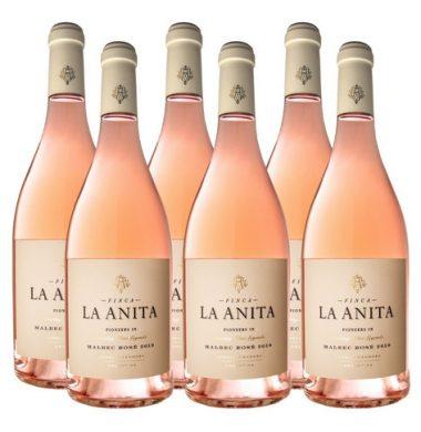 LA ANITA vino rose x750cc