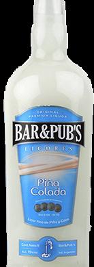 BAR PUBS pina colada x1lt