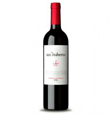 S.HUBERTO vino malbec x750cc
