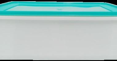 LA PORTENA hermetico rectangular x3Lt