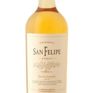 SAN FELIPE vino blanco x750cc