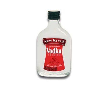 NEW STYLE vodka x200cc