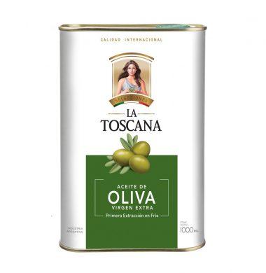 LA TOSCANA aceite oliva x1lt