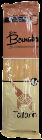 BERNABEU fideos tallarin x500g