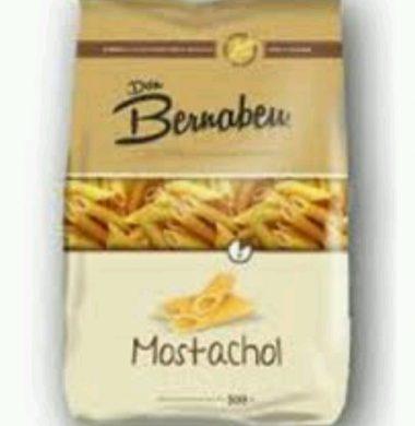 BERNABEU fideos mostachol x500g