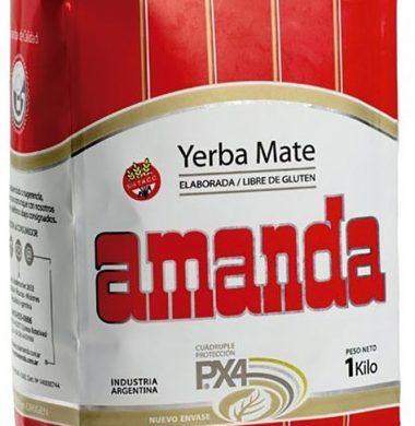 AMANDA yerba x1kg