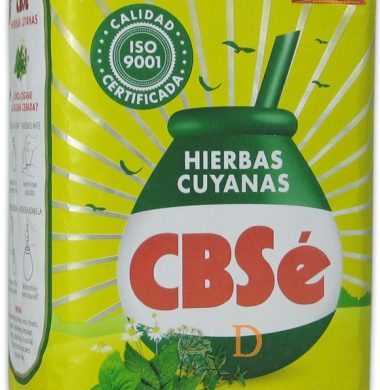 CBSE yerba hierb/cuyana x500g