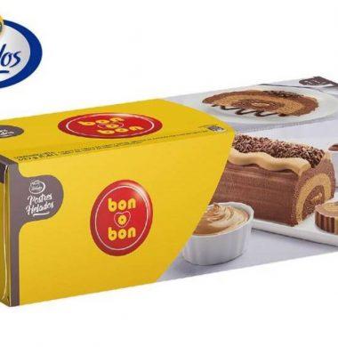 ARCOR postre helado bon o bon x1400Cen
