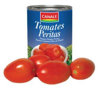 CANALE tomate perita x400g