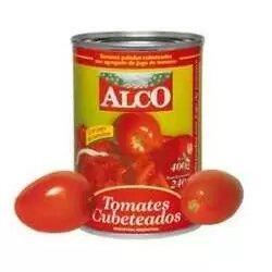ALCO tomate cubeteado x400g