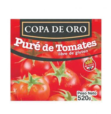 COPA ORO pure tomate t/b x520g