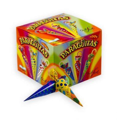 FELFORT choc. paraguitas x20Un.