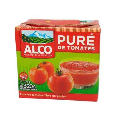 ALCO pure tomate x520g
