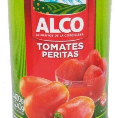 ALCO tomate perita lata x400g