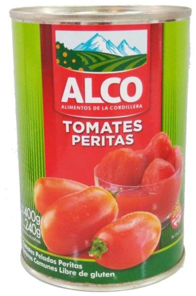 alco tomate perita x400g