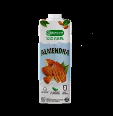SERENISIMA leche almendras x1Lt