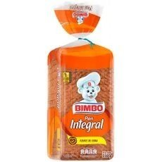 BIMBO pan chico integral x350g