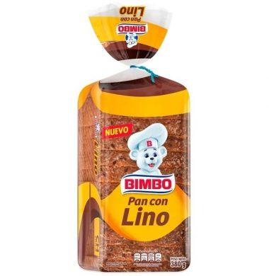 BIMBO pan chico lino x380g